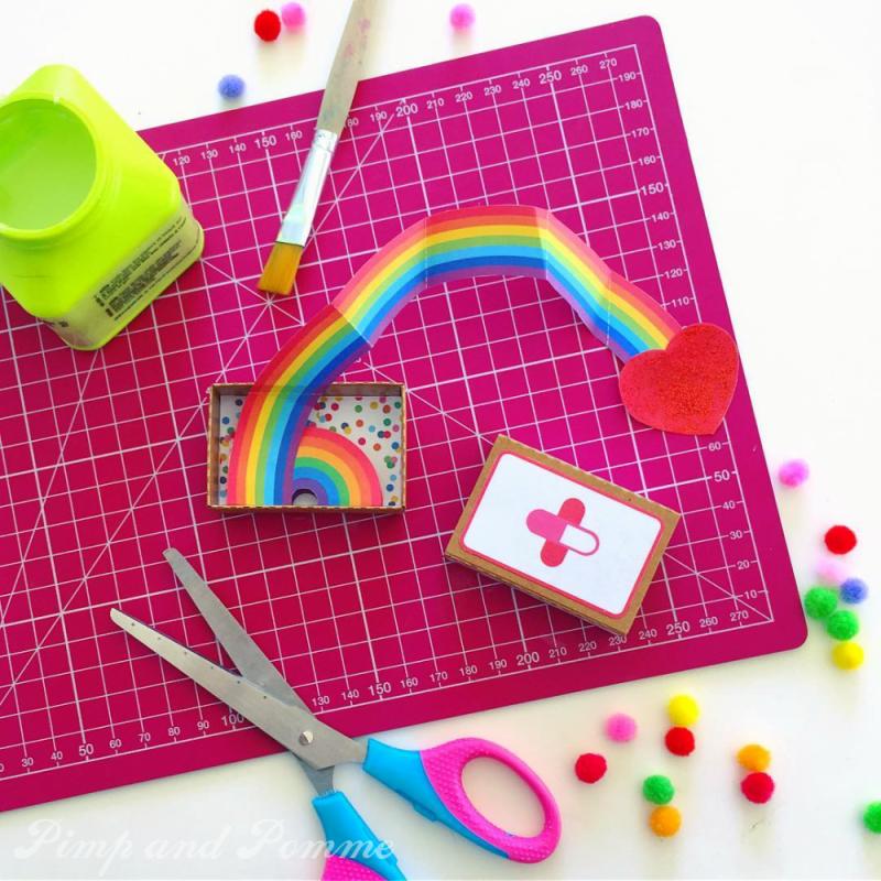 Atelier-DIY-Lyon-Diorama-Rainbow-Power