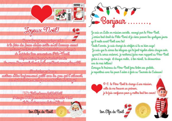 bd7ff4a05fd8a ☆La Tradition du Lutin de Noël☆  DIY + TOUT SAVOIR sur  The Elf on the  Shelf  - Pimp And Pomme
