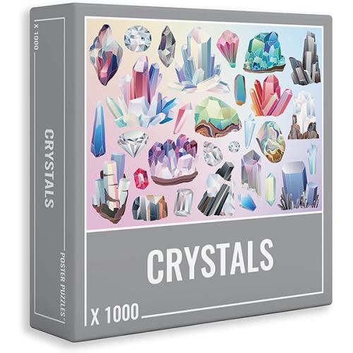 Puzzle-crystals