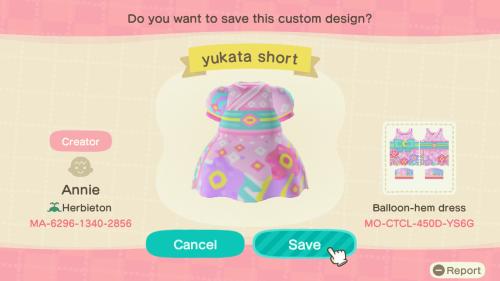 Cute-yukata-balloon-dress